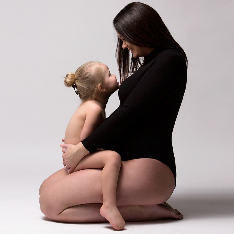 mommy and me fotoshoot